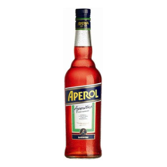 Butelka likieru Aperol